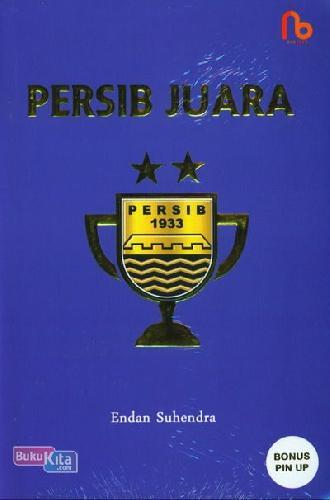 Cover Buku Persib Juara