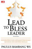Lead To Bless Leader Edisi Revisi