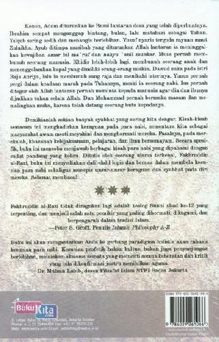 Cover Belakang Buku Kesucian Profetik Sebuah PLEIDOI