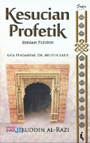 Cover Buku Kesucian Profetik Sebuah PLEIDOI