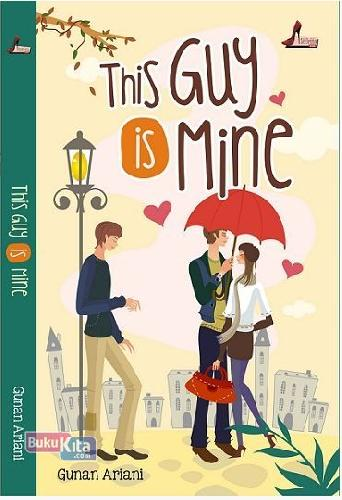 Cover Buku This Guy is Mine