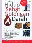 Hidup Sehat untuk Golongan Darah A