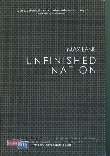 Cover Buku Unfinished Nation : Ingatan Revolusi Aksi Massa dan Sejarah Indonesia