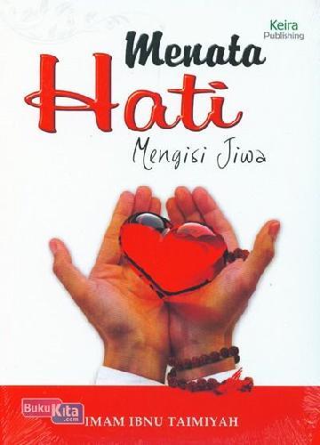 Cover Buku Menata Hati Mengisi Jiwa