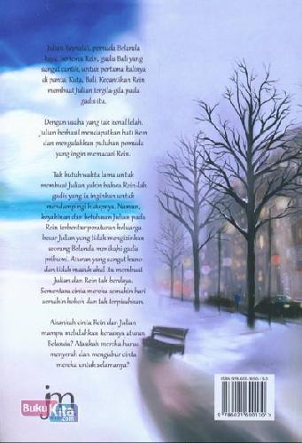 Cover Belakang Buku Cinta 2 Negara: Ketika Dua Hati...