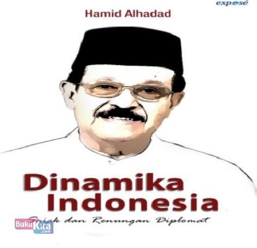 Cover Buku Dinamika Indonesia: Sajak Dan Renungan