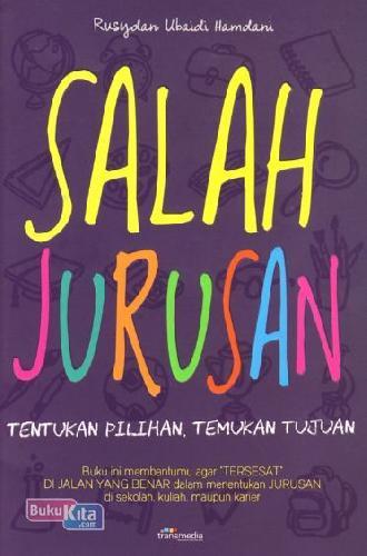 Cover Buku Salah Jurusan