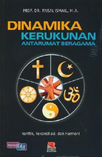 Cover Buku Dinamika Kerukunan Antarumat Beragama