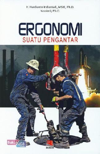 Cover Buku Ergonomi Suatu Pengantar