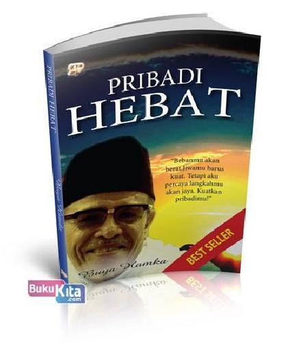 Cover Buku Pribadi Hebat