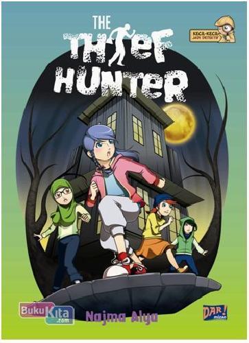 Cover Buku Kkjd : The Thief Hunter