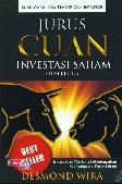 Jurus CUAN Investasi Saham Edisi Ketiga : Strategi dan Tips Untuk Mendapatkan Keuntungan di Pasar Saham