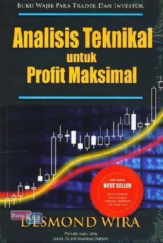Cover Buku Analisis Teknikal untuk Profit Maksimal Edisi Kedua