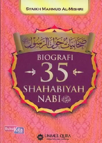 Cover Buku Biografi 35 Shahabiyah Nabi
