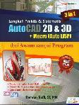 Langkah Praktis & Sistematis Autocad 2d & 3d + Macro