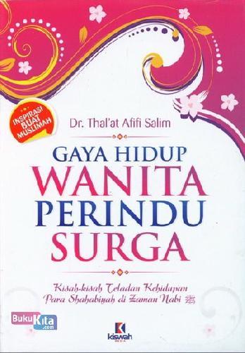 Cover Buku Gaya Hidup Wanita Perindu Surga