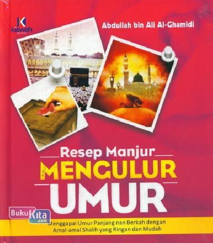Cover Buku Resep Manjur Mengulur Umur