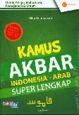 Kamus Akbar Indonesia - Arab Super Lengkap