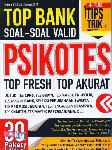 Top Bank Soal-Soal Valid Psikotes Top Fresh Top Akurat