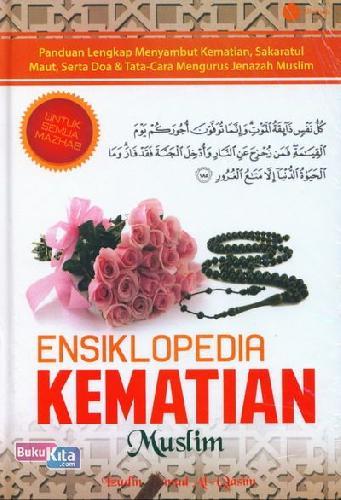 Cover Buku Ensiklopedia Kematian Muslim
