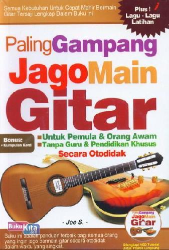 Cover Buku Paling Gampang Jago Main Gitar