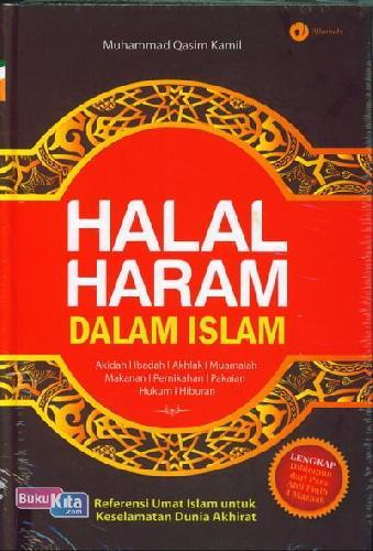 Cover Buku Halal Haram Dalam Islam