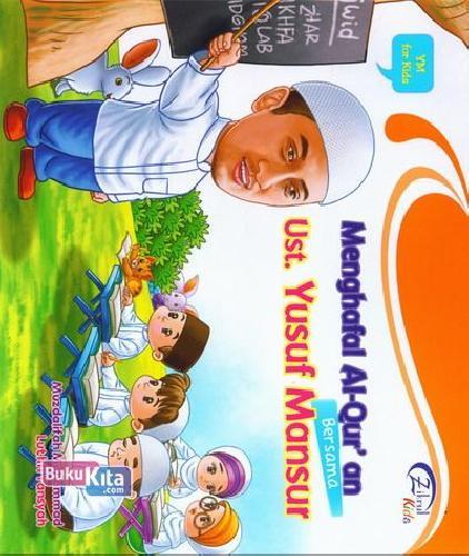 Cover Buku Menghafal Al-Qur