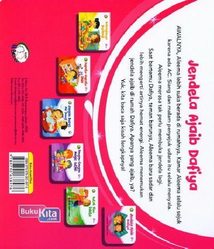 Cover Belakang Buku Jendela Ajaib Dafiya