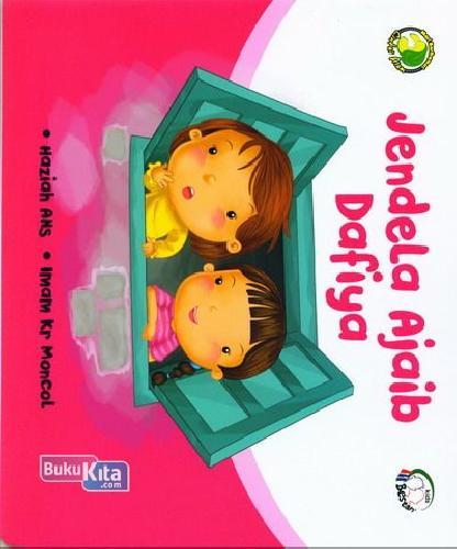 Cover Buku Jendela Ajaib Dafiya