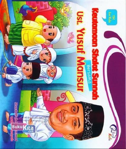 Cover Buku Keutamaan Shalat Sunnah Bersama Ust.Yusuf Mansur