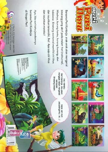 Cover Belakang Buku Peri Kamboja : Binatang Malam