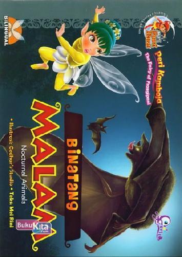 Cover Buku Peri Kamboja : Binatang Malam