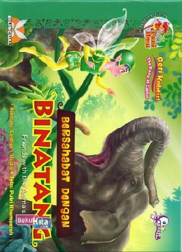 Cover Buku Peri Kaktus : Bersahabat dengan Binatang