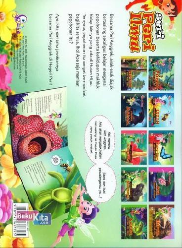 Cover Belakang Buku Peri Anggrek Pohon Sahabat Kita : Seri Peri Ilmu