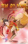 Cerita Klasik Tiongkok: Sun Go Kong: Legenda Kera Sakti Berdasarkan See Yu Ki, Ziarah Ke Barat Jilid 3
