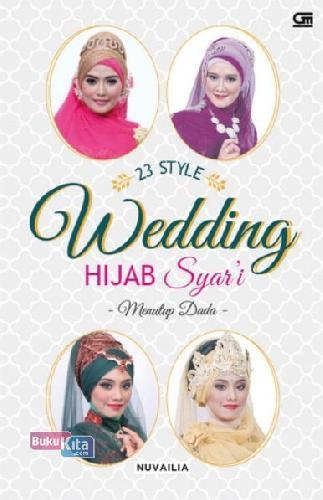 Cover Buku 23 Style Wedding Hijab Syar`I Menutup Dada