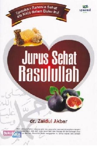 Cover Buku Jurus Sehat Rasulullah