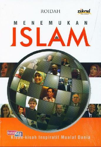 Cover Buku Menemukan Islam