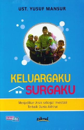 Cover Buku Keluargaku Surgaku