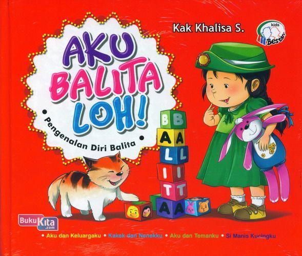 Cover Buku Aku Balita Loh!