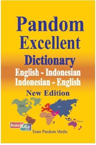 Cover Buku Pandom Excellent Dictionary New Edition (SC)