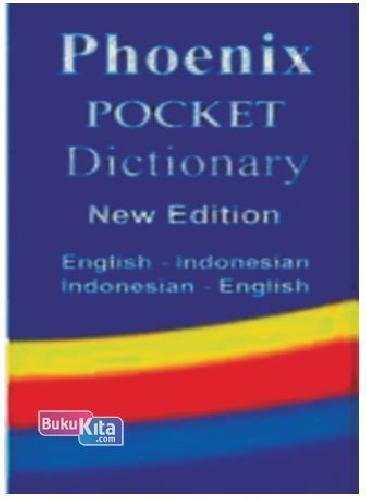 Cover Buku Phoenix Pocket Dictionary New Edition