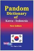 Pandom Dictionary of Korea - Indonesia New Edition