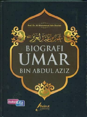 Cover Buku Biografi Umar Bin Abdul Aziz