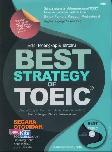 Best Strategy Of Toeic+Cd