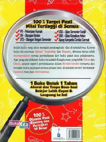 Cover Belakang Buku PMT Pendalaman Materi Terpadu SD/Mi Kelas 2