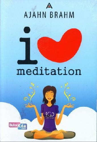Cover Buku I Love Meditation