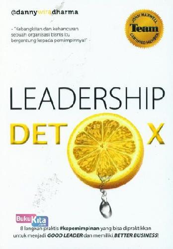Cover Buku Leadership Detox