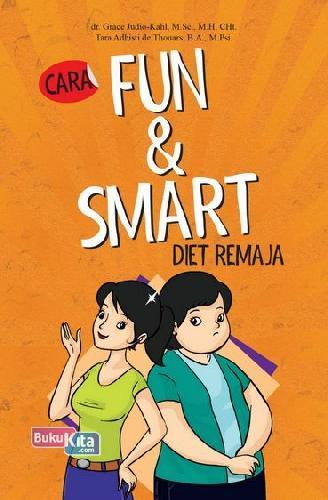 Cover Buku Cara Fun & Smart Diet Remaja