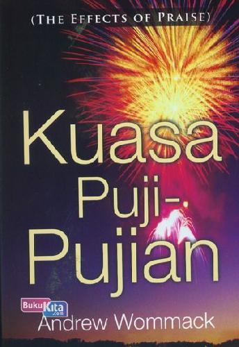 Cover Buku Kuasa Puji-Pujian
